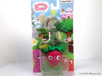 Yummy World Keychain Strawberry