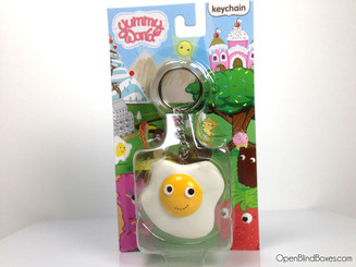 Yummy World Keychain Fried Egg