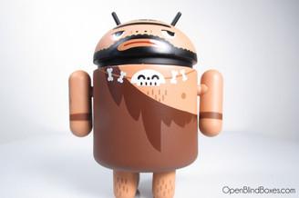 Kong Andri Caveman Android Series 4 Front
