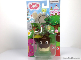 Yummy World Keychain Pudding Cup