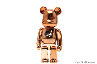 Basic Bronze Be@rbrick R Series 15 Medicom Front