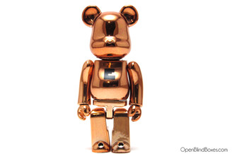 Basic Bronze Be@rbrick E Series 15 Medicom Front
