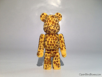Leopard Be@rbrick Pattern Series 19 Front