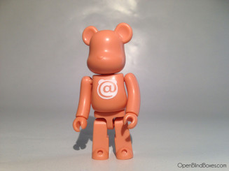 Basic Be@rbrick Flesh Series 19 Front