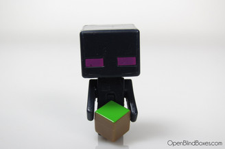 Minecraft Enderman Grass Series 1 Mattel Front