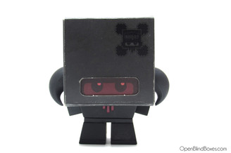 Ninja Cardboy Series 1 Mark James Playbeast Front
