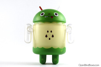 Andrew Bell Core Dump Android Series 4 Front