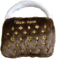 Chewy Vuiton Purse (Brown)