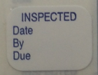 RL 1004 Mini Inspected By Labels
