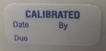 RL 1005 Calibrated Labels