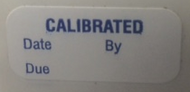 RL 1005 Calibrated Labels