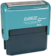 """EP12 ClassiX ECO Self-Inking Message Stamp 5/8"""" x 2-5/16"""""""