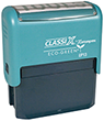 "EP13 ClassiX ECO Self-Inking Message Stamp 1"" X 2-1/2"""