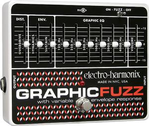 Electro Harmonix    Graphic Fuzz EQ/Distortion/Sustainer