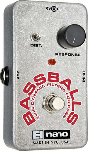 Electro Harmonix    Bassballs	 Twin Dynamic Envelope Filter