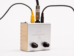 Critter & Guitari   Video Scope