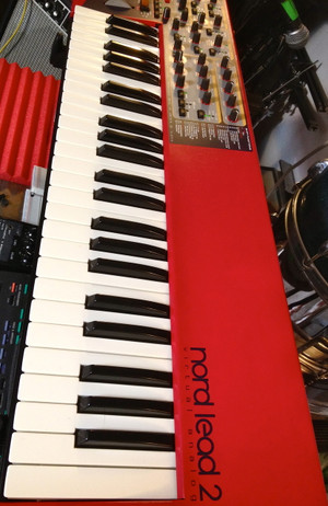 Used Nord Lead 2 SOLD