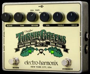 Electro Harmonix     Turnip Greens  Multi-effect