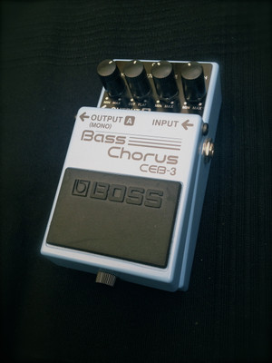 Used BOSS CEB-3   SOLD