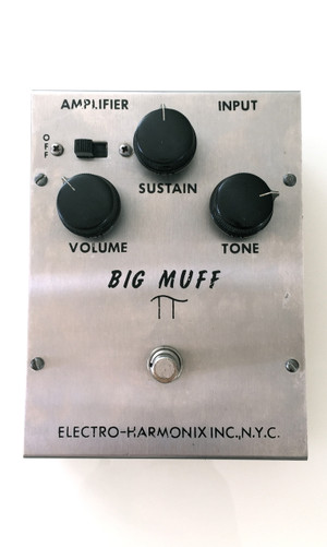 Vintage Electro Harmonix Triangle Big Muff Pi SOLD!!!