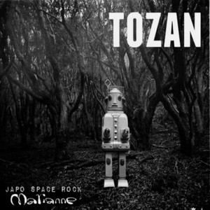 "Japo Space Rock Marianne ""Tozan"" Full Length CD"