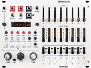 Intellijel Designs Metropolis