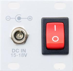 Intellijel Designs Power Entry 1U
