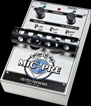 Electro Harmonix   12AY7 Mic pre