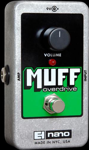 Electro Hamonix   Muff Overdrive