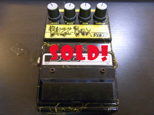 Used DOD Buzz Box / This item has been sold!