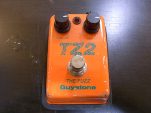 Used Guyatone TZ2 The Fuzz Sold out