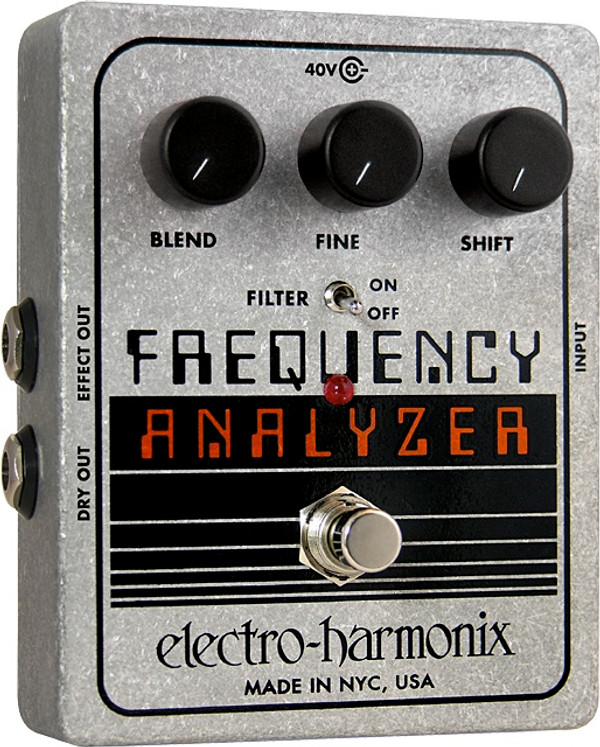 Electro Harmonix    Frequency Analyzer	 Ring Modulator