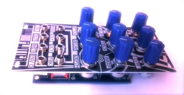Snazzy FX Wow and Flutter (eurorack)