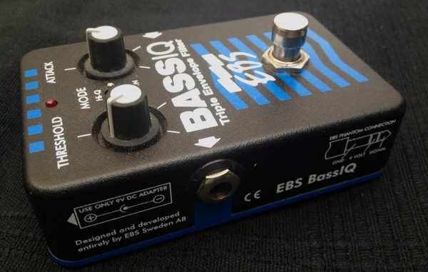 Used EBS  BASS IQ
