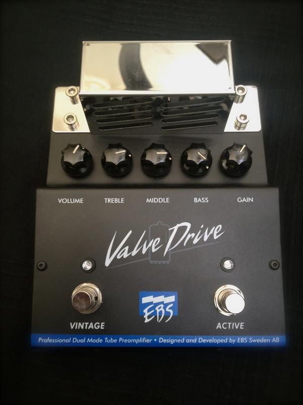 Used EBS Valvedrive SOLD