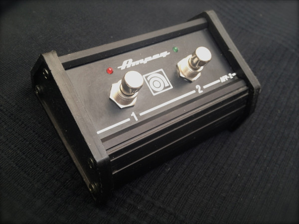 Used AMPEG AFP2 footswitch SOLD