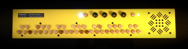 CRITTER & GUITARI SEPTAVOX SYNTHESIZER
