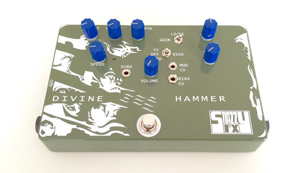 SNAZZY FX Divine Hammer SOLD OUT