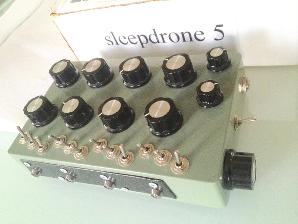 Used King Capitol Punishment SLEEPDRONE 5 (1 of 25 made) SOLD