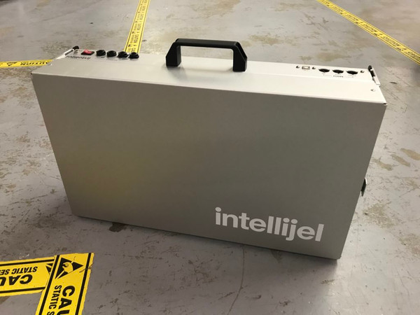 Intellijel 7U x 104HP Performance Case w/TPS80WMAX power