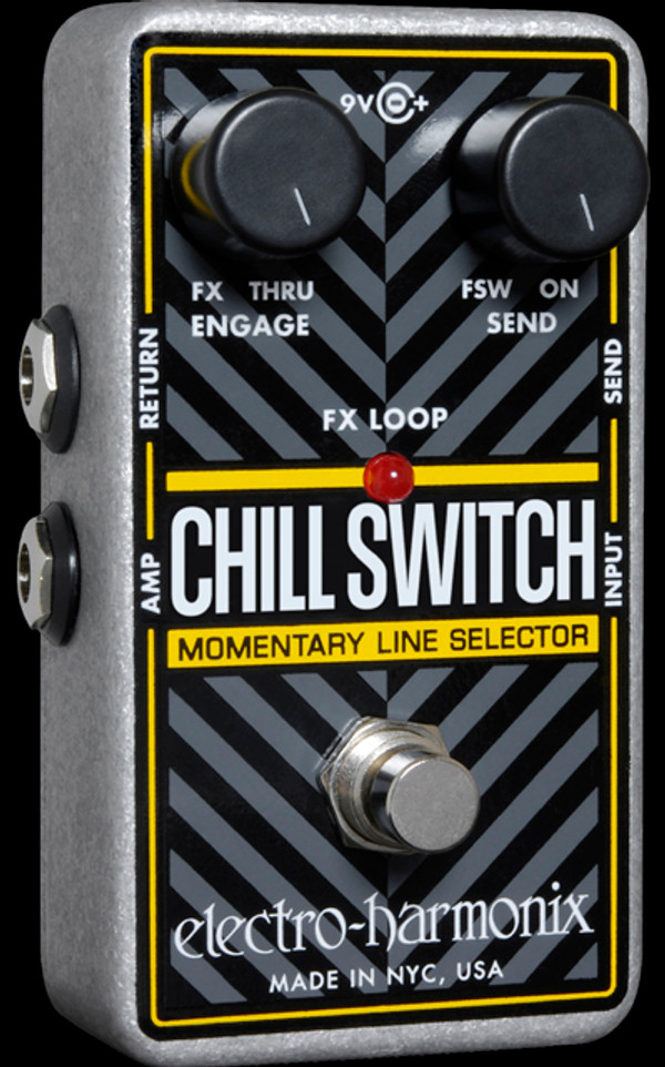 Electro Harmonix    Chillswitch	  Momentary Line Selector