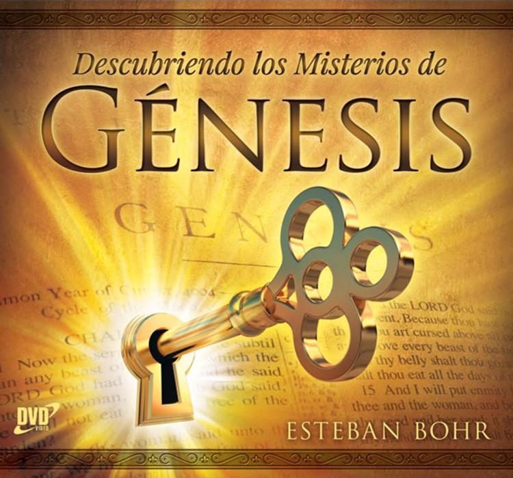 Descubriendo Los Misterios De Génesis - Serie en DVD