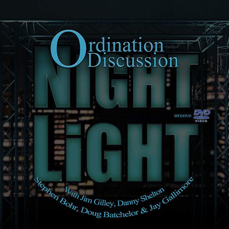 ASI Ordination Discussion - MP3 Set