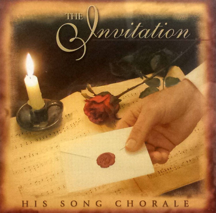 His Song Chorale - The Invitation - Music CD