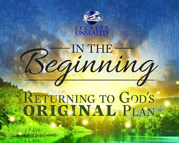 In The Beginning: Returning To God's Plan - DVD Set