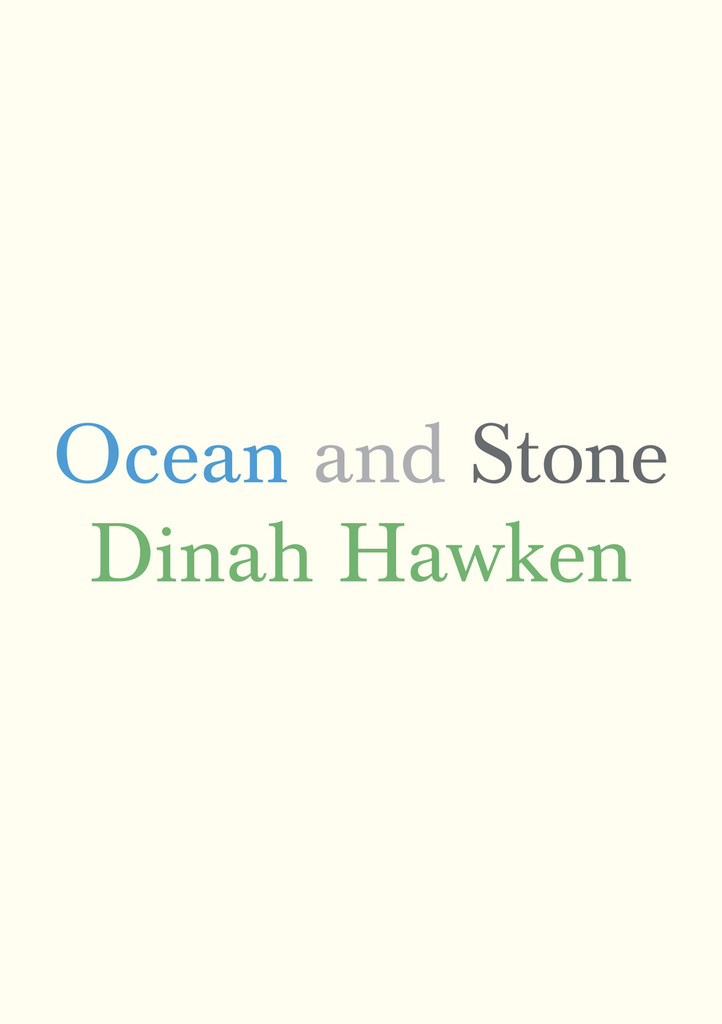Ocean and Stone