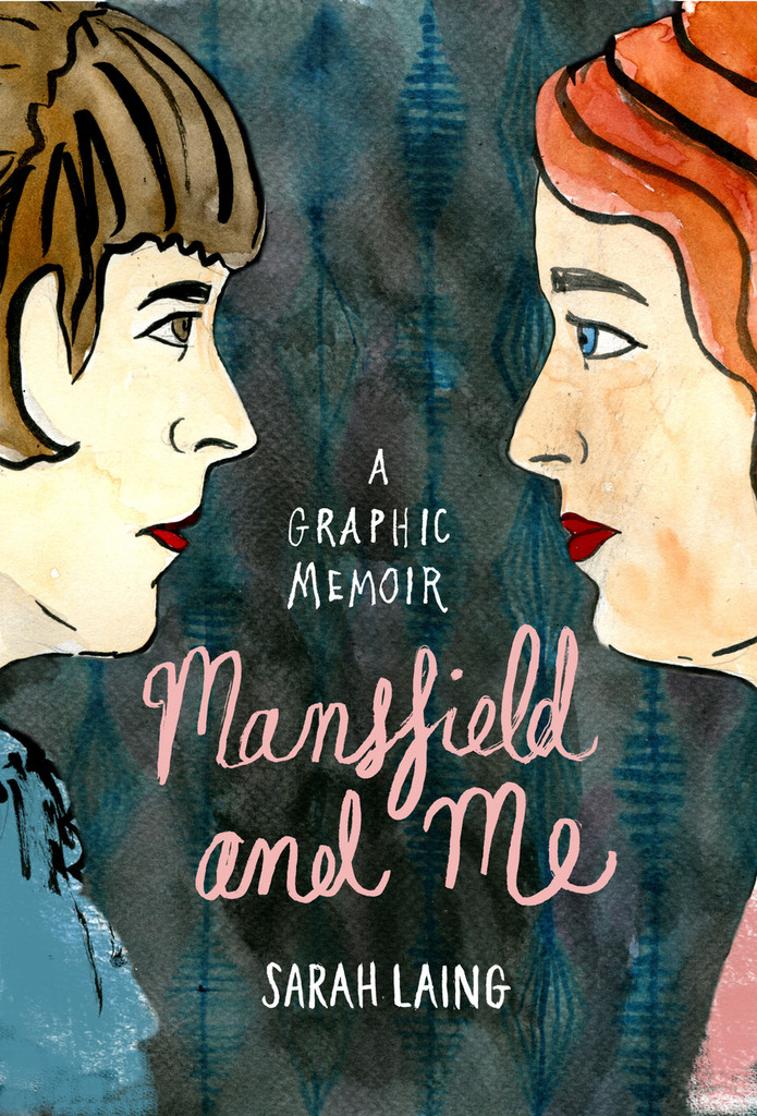 Mansfield and Me: A Graphic Memoir