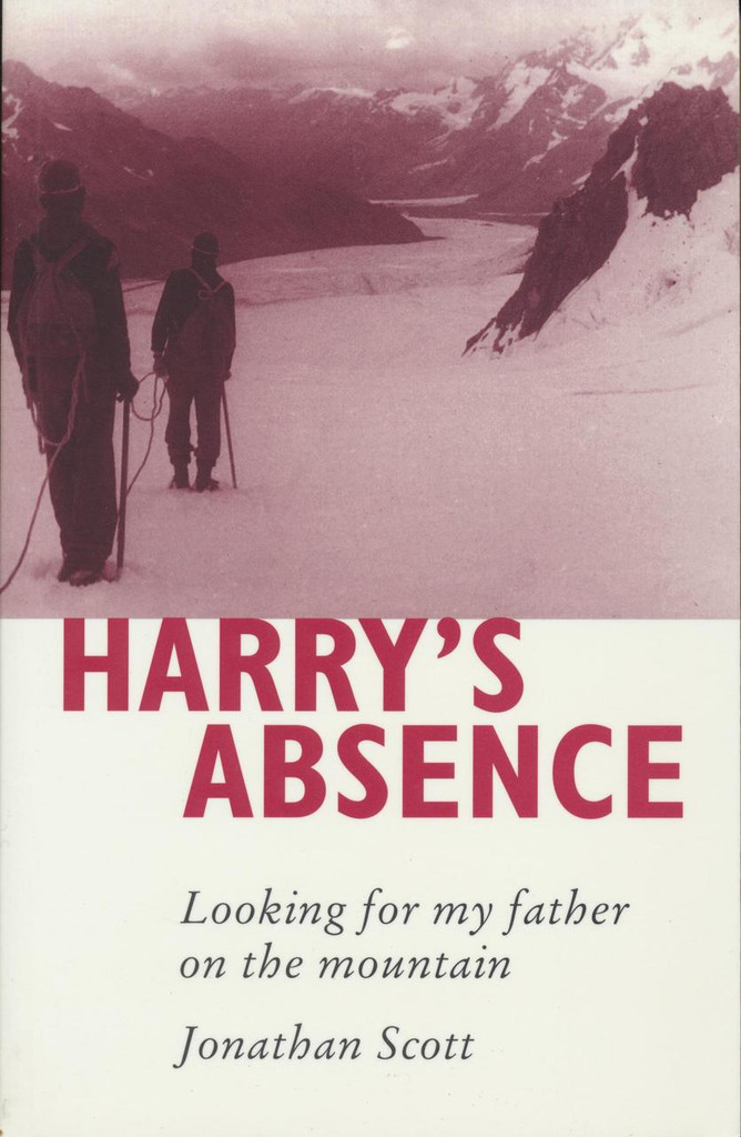 Harry's Absence: Looking for my Father on the Mountain