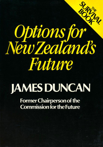 Options for New Zealand's Future