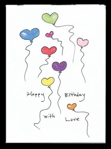 Happy Birthday With Love